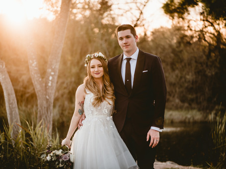SARAH + CURTIS // ROMANTIC WEDDING AT TANQUE VERDE GUEST RANCH