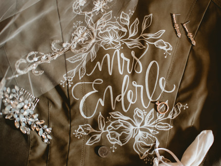 ASHLEY + CLINT // WHIMSICAL GARDEN WEDDING AT TOHONO CHUL