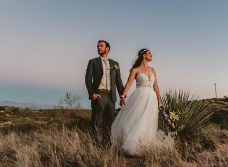 CARONAE + PAUL // INTIMATE MOUNTAIN WEDDING AT ORACLE STATE PARK // ARIZONA ELOPEMENT PHOTOGRAPHER
