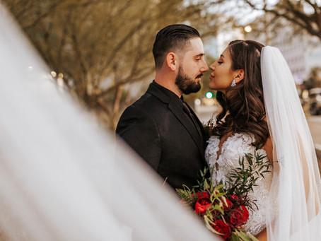 ALLIE + DAVID // DOWNTOWN TUCSON ELEGANT WEDDING AT BATES MANSION // ARIZONA WEDDING PHOTOGRAPHER