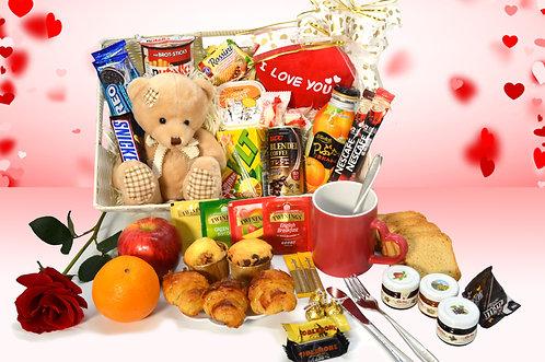 My Sweet Valentine Breakfast