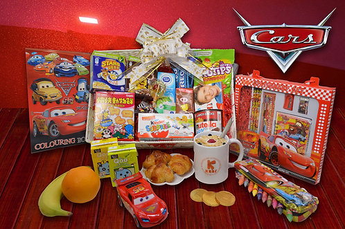 Fast and hungry Hamper