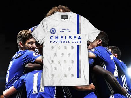 """Футболки Chelsea - """"Мы знаем кто мы есть"""""""