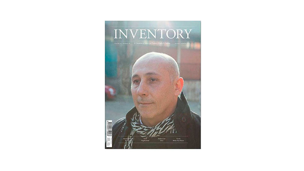 INVENTORY ISSUE 06