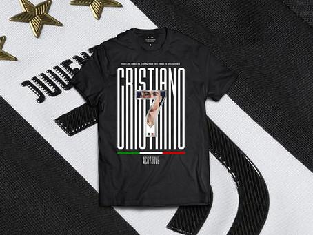 Футболка Cristiano Ronaldo Uve