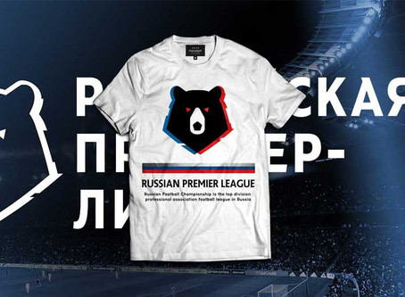 Футболка Russian Premier League