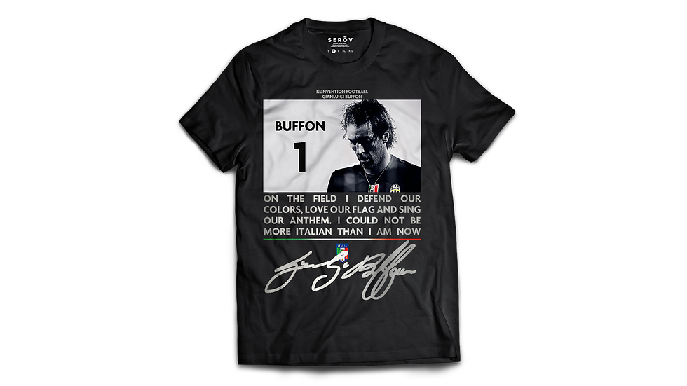 Gigi Buffon Black