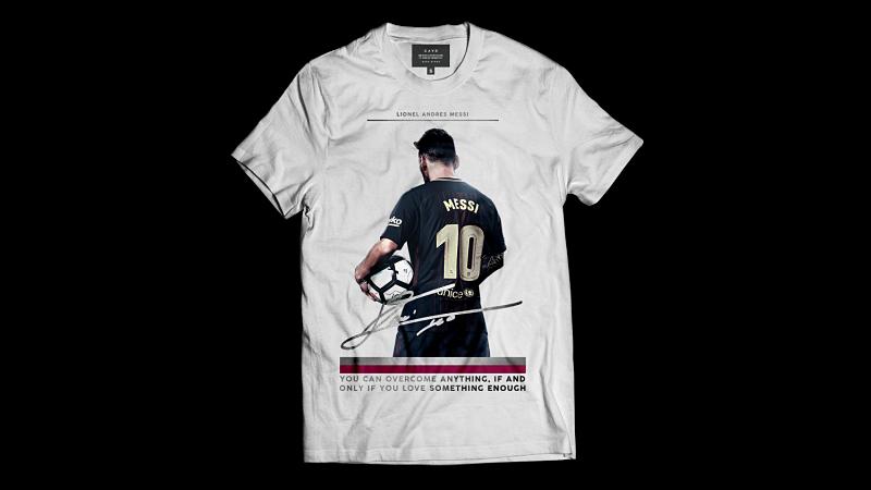 Messi White