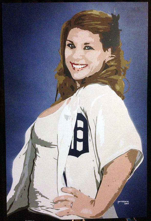 Detroit Tigers Pin Up Painting.jpg