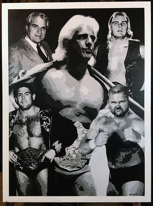 WWE Four Horsemen Painting.jpg