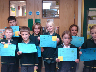 KS2 CARE Certificates