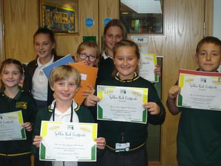 More Golden Book Successes in KS2