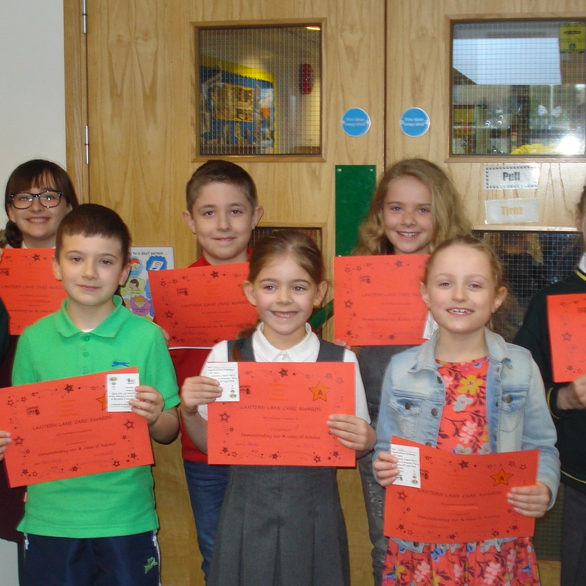KS2 Achievers