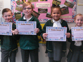 Our Maths Super Stars