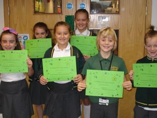 CARE Certificate Winners
