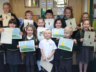 This Week's Golden Book Winners