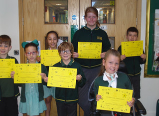 KS2 C.A.R.E Awards