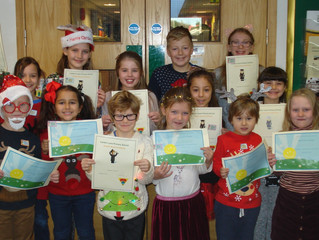 Christmas Sparkle Day Golden Book