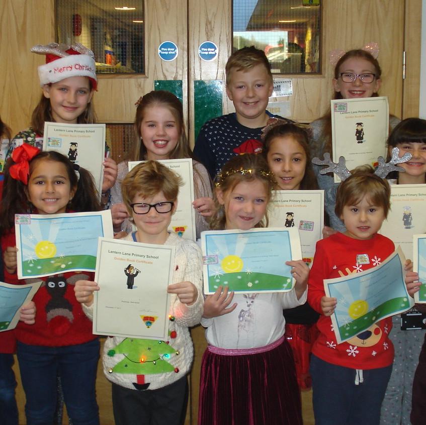 Christmas Sparkle Day Golden Book 01.12.17