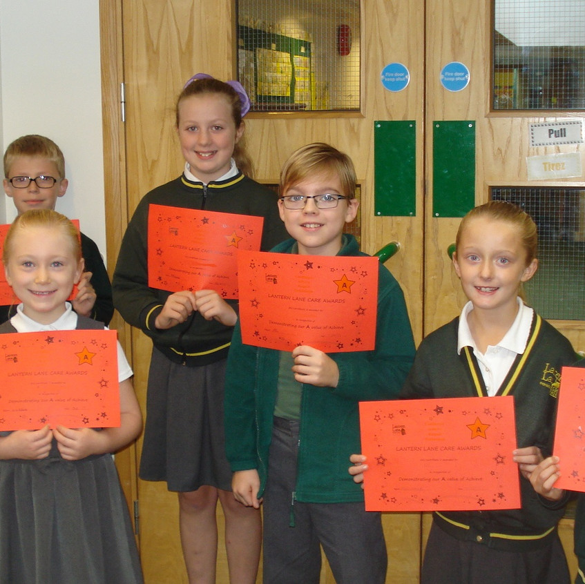 KS2 Achievement