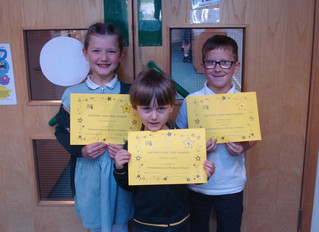 Foundation/KS1 C.A.R.E. Awards