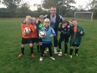 Football Success for Year 3