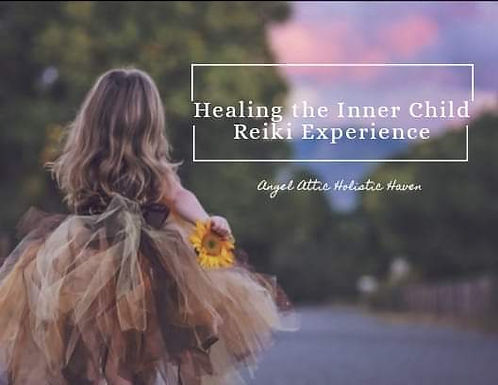 Heal the Inner Child Reiki Circle with Angela