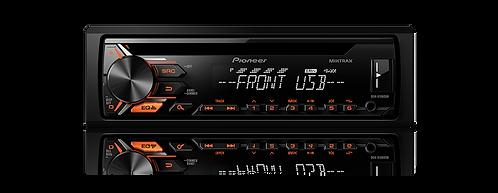 AUTO RADIO PIONEER DEHX1980UB CD PLAYER
