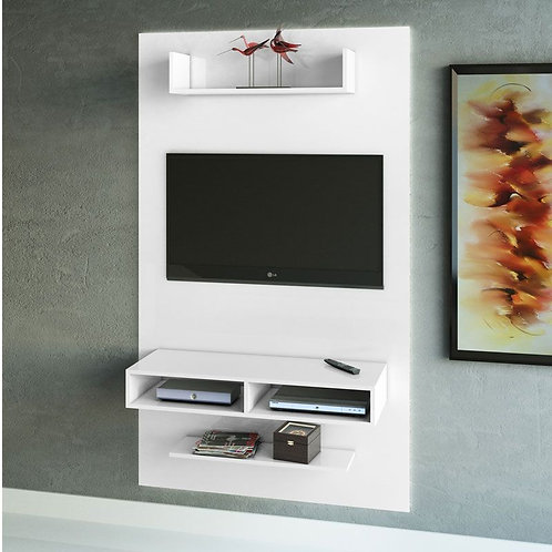 Painel Bechara 5001 Luxo Branco Touch