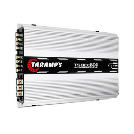 AMPLIFICADOR TARAMPS TS800X4 2 OHMS
