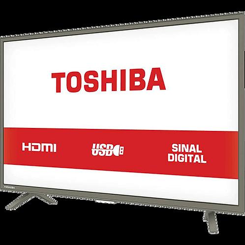 TELEVISOR TOSHIBA 32P LED HD 32L1800