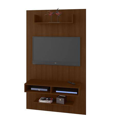 Painel Bechara 5001 Luxo Castanho Touch