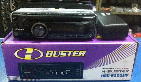 AUTO RADIO BUSTER HBD-2300MP CD/MP3
