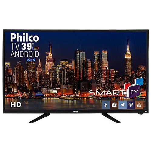 Televisor Philco 39P PH39E60DSGWA LCD LED
