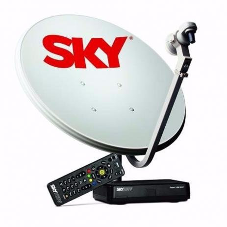 KIT ANTENA SKY HD
