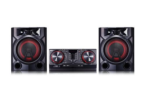 SYSTEM LG XBOOM CJ65 810WRMS BIV BLUET
