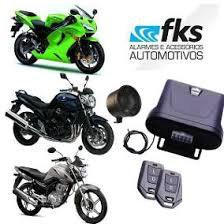 Alarme para Motos FKS MA400