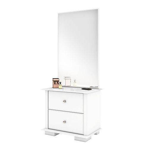 Espelheira Bechara Luxo JB 7777 Branco