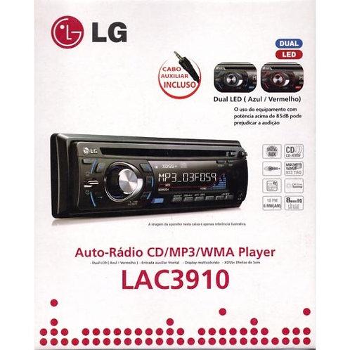 AUTO RADIO LG LAC3910
