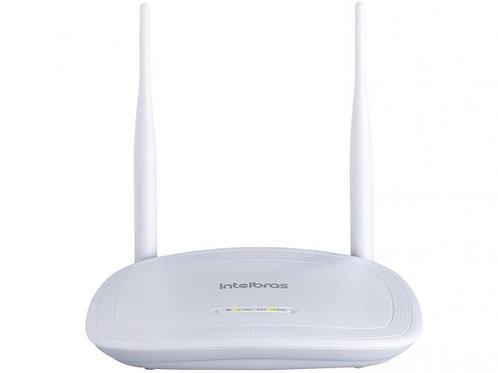 Roteador IntelBras IWR3000N 300Mbps Branco Biv