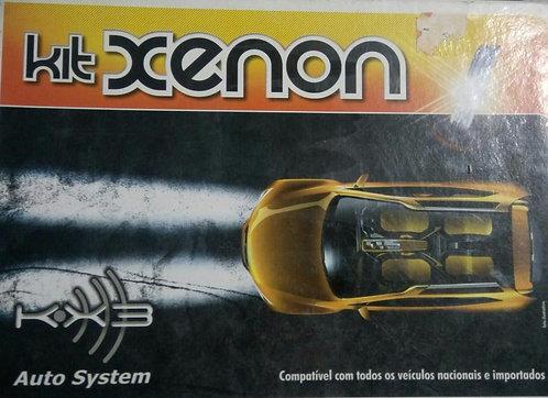 KIT XENON H4 6000k