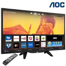 Televisor AOC 43P LCD LED LE43S5760 Smart TV Wifi