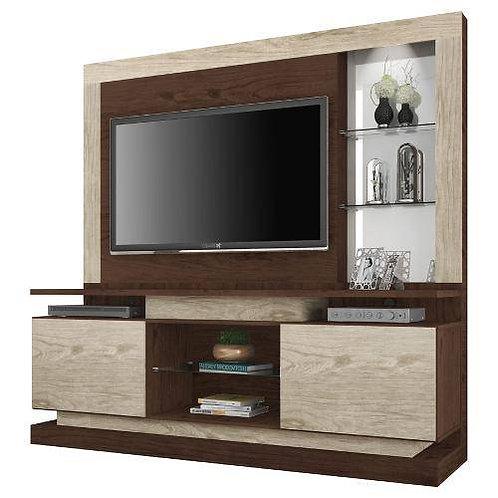 Home Bechara 5400 Luxo Imbuia/Avelã