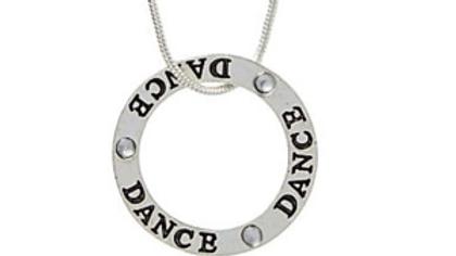 DANCE CIRCLE NECKLACE