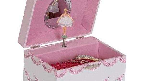 CLARICE JEWELRY BOX