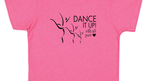 Dance It Up! TEE FOR TOTS