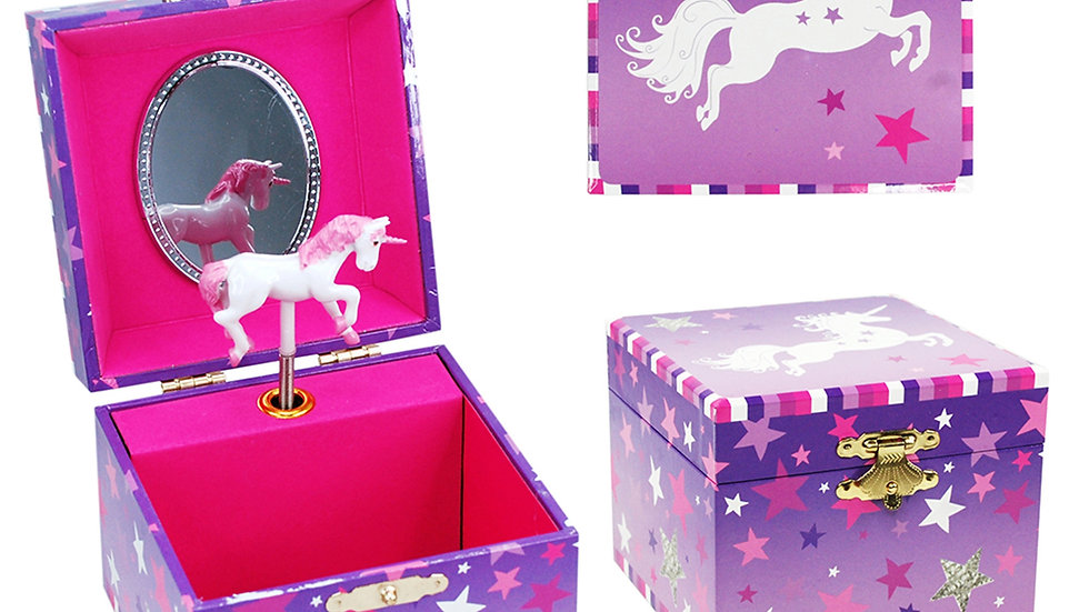 MAGICAL MOMENTS SMALL MUSIC BOX