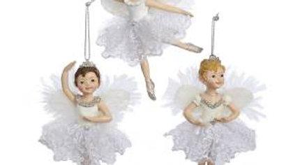 LITTLE ANGEL BALLET ORNAMENT