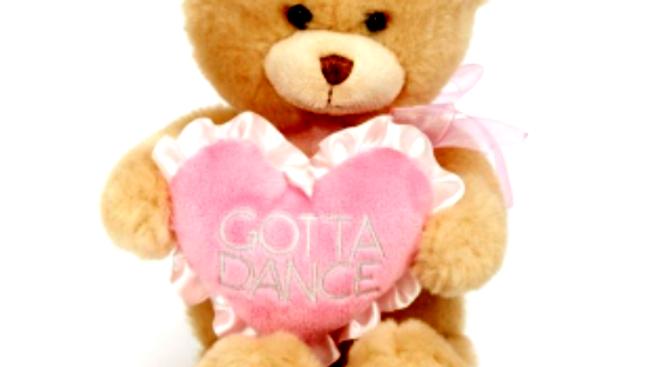 GOTTA DANCE BEAR