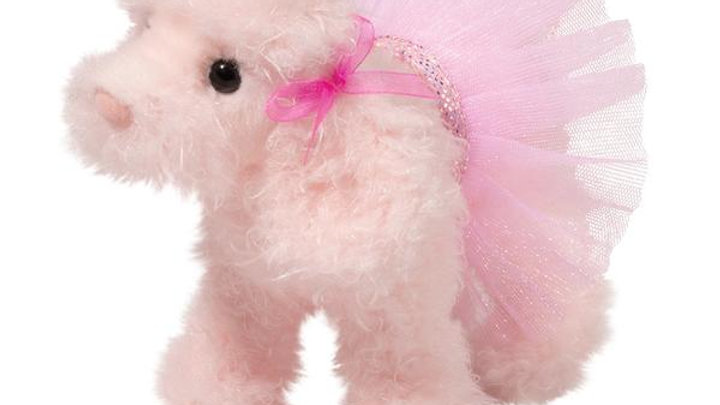 YVETTE PINK POODLE WITH TUTU